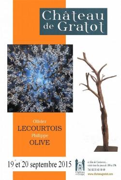 Expo Lecourtois Olive #JEP2015