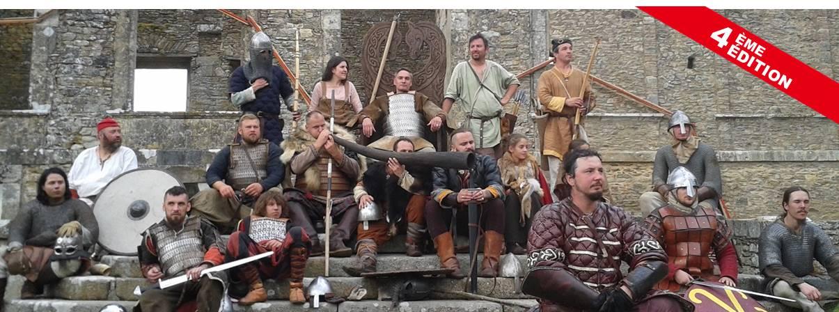 Les Vikings au Château