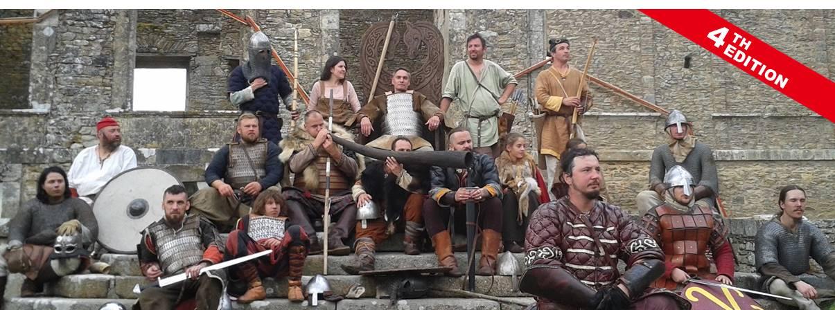 Vikings after Castle invasion