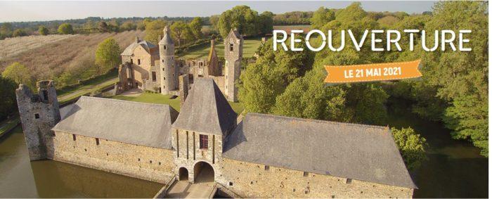 Réouverture Château de Gratot